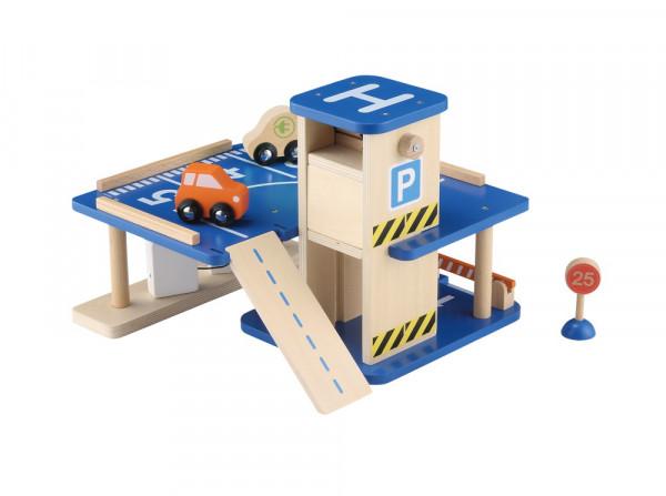 Parkhaus Garage EverEarth