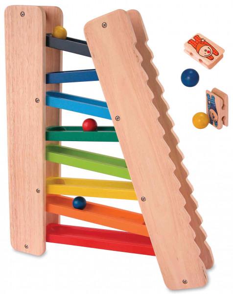 Rollbahn 3 in 1 I'm Toy Murmelbahn