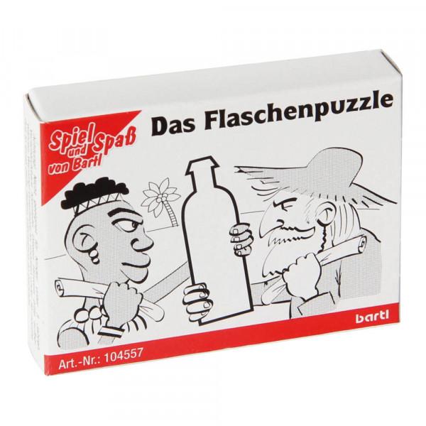 Das Flaschen Puzzle Bartl 104557 Verpackung