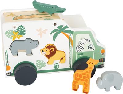 Steckspiel Spielauto Safari small foot