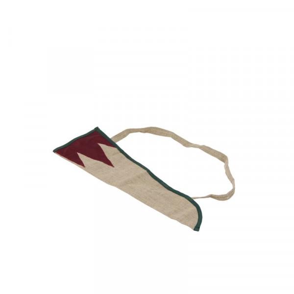 Köcher für Bogenpfeile - Holzkiste