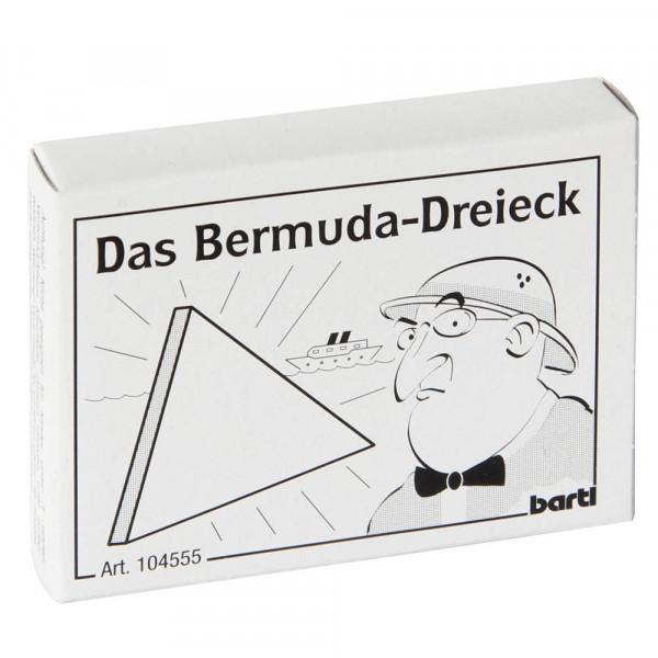 Das Bermuda Dreieck Holz Puzzle Bartl 104555