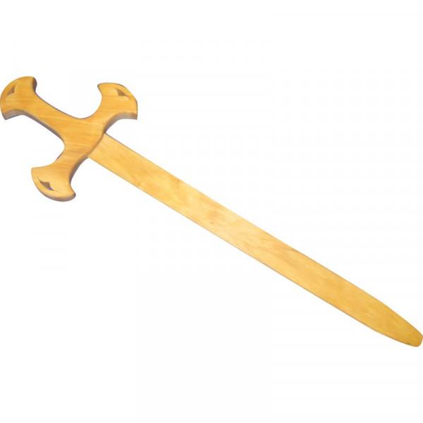Schwert Drosselbart - 60 cm - Holzkiste