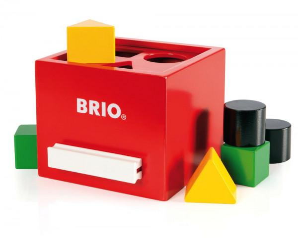 Rote Sortier Box 30148 Brio