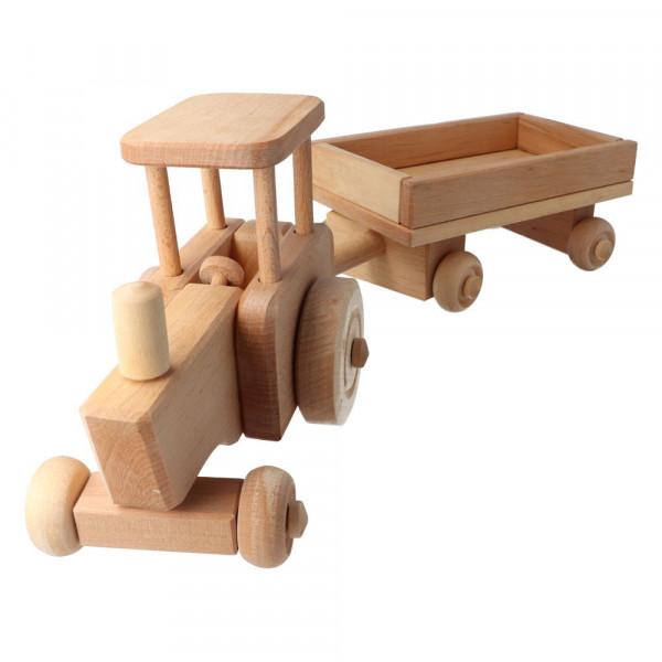 Traktor mit Anhänger Grimm's