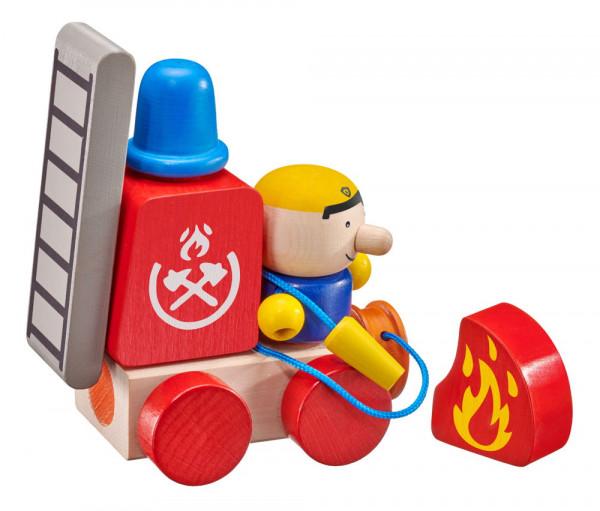 Klettini Feuerwehr Stapelspiel Selecta
