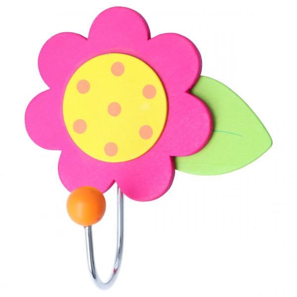 Einzelhaken Garderobe Blume Inware Bartl