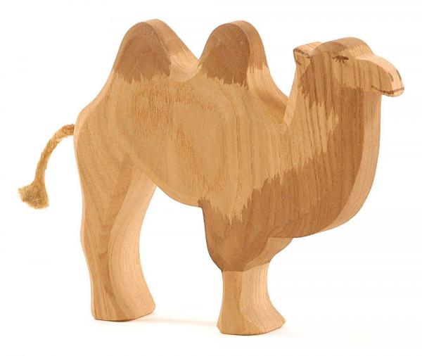 Naturholz Kamel Holzfigur Ostheimer 20901