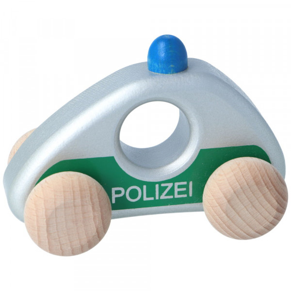 Auto Polizeiauto Bajo Grün