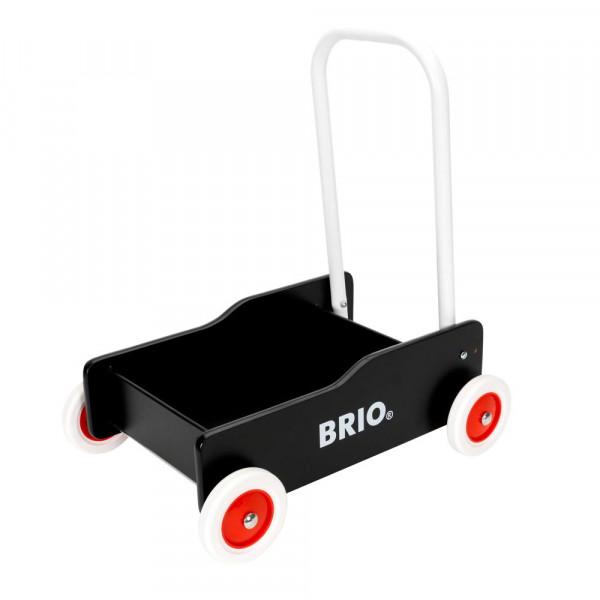 Lauflernwagen Brio Schwarz 31351