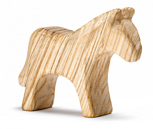 Naturholz Pferd Greifling Ostheimer