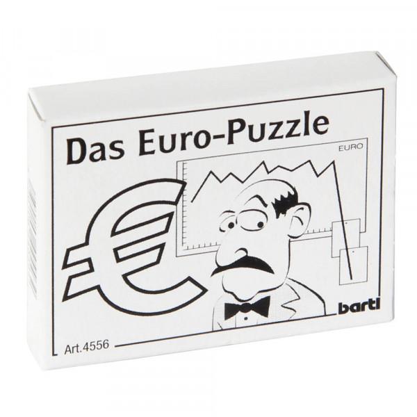 Das Euro Puzzle Holz Bartl 104556 Verpackung