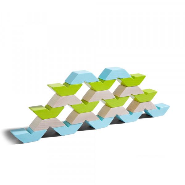 Bausteine Varius 3D-Legespiel Haba Form