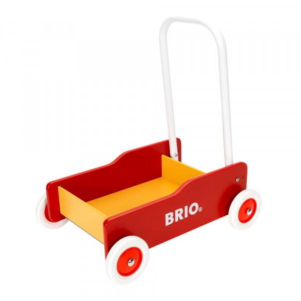 Lauflernwagen Brio Rot 31350