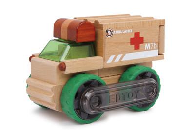 Ambulanz small foot