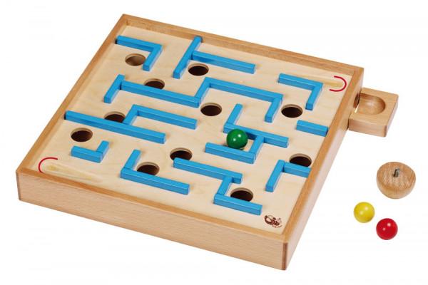 Labyrinth Buchenholz GoGo Toys