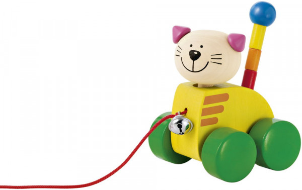 Tinka Nachziehtier Katze Selecta