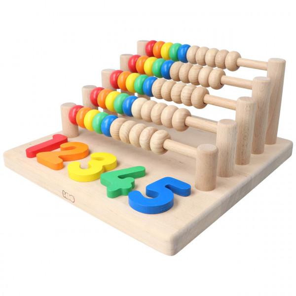 Abacus 1-50 Rechenschieber Bajo