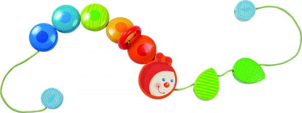 Raupe Kinderwagenkette Haba