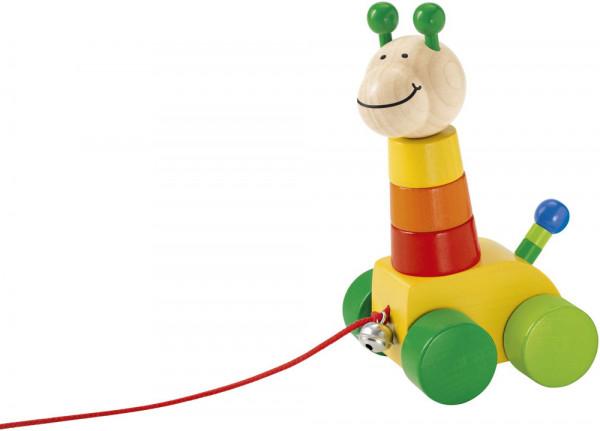 Collino Nachziehtier Giraffe Selecta
