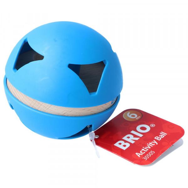 Motorik Rasselbälle Brio Blau