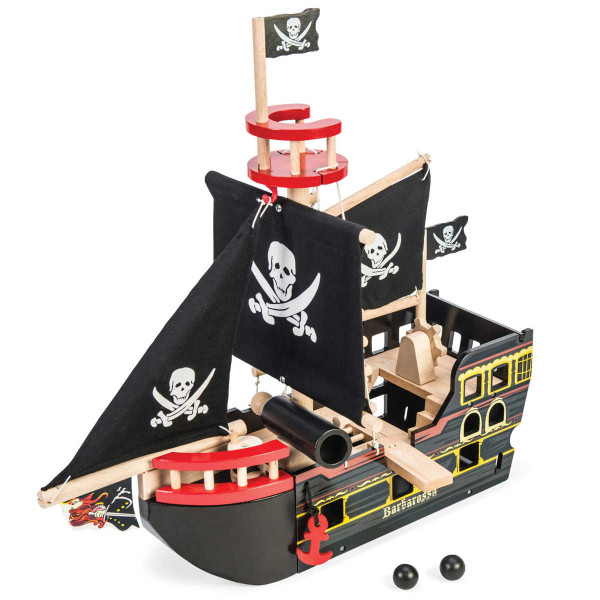 Piratenschiff Barbarossa Le Toy Van