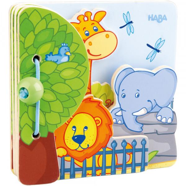 Babybuch Zoofreunde Haba