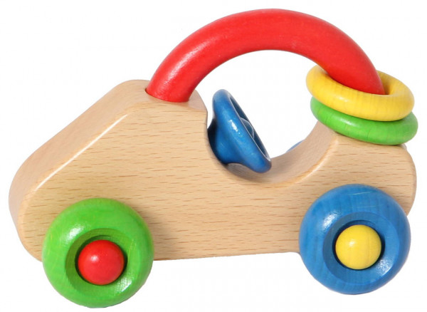 Greifling Auto GoGo Toys Bartl