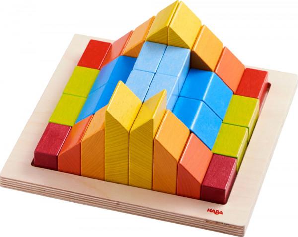 Bausteine Creative Stones 3D-Legespiel Haba