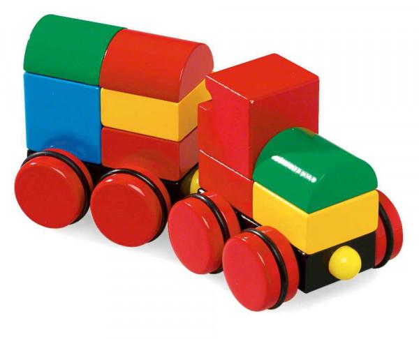 Magnetischer Holz Zug Brio Rot 30124
