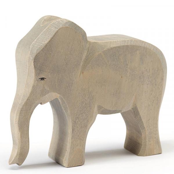 Naturholz Elefant Elefantenkuh Ostheimer 20421