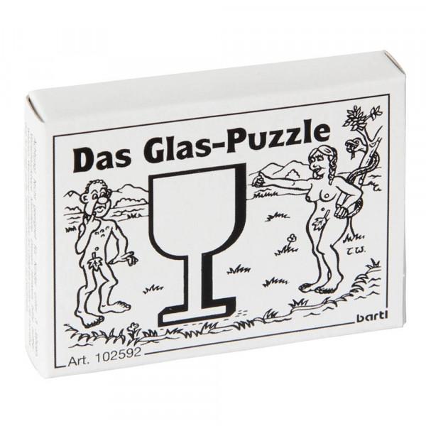 Das Glas Puzzle Holz Bartl 102592 Verpackung
