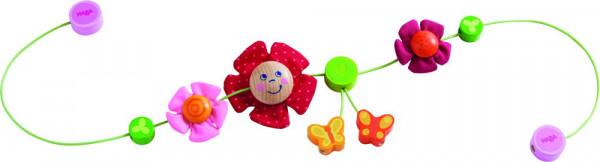 Schmetterlingsfreunde Kinderwagenkette Haba