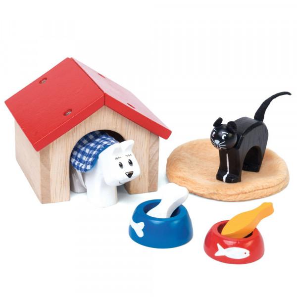 Puppenhaus Haustier Set Le Toy Van
