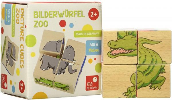 Bilderwürfel Zoo Selecta