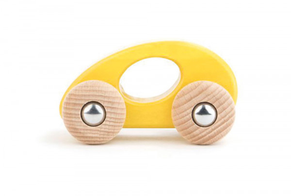 Auto Eco Limousine Bajo Gelb
