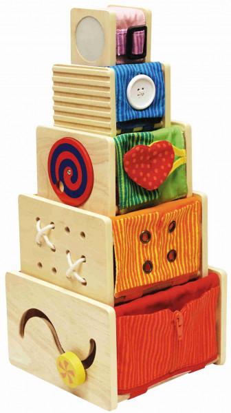 Multi Spielkisten I'm Toy gestapelt
