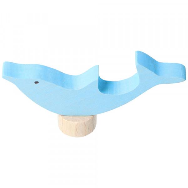 Holz Steckfigur Delphin Grimm's