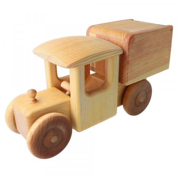 Großer Holz Lieferwagen Debresk 9014