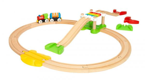 Eisenbahn Einsteiger Set Meine erste Bahn Brio 33727