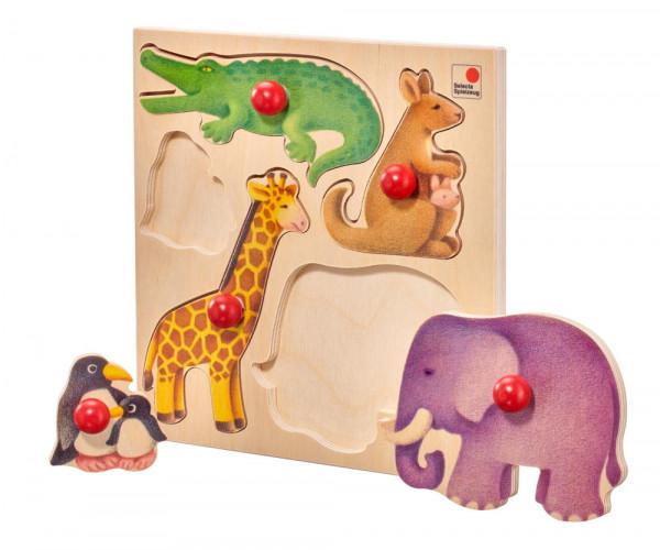 Puzzle 5 Teile Selecta