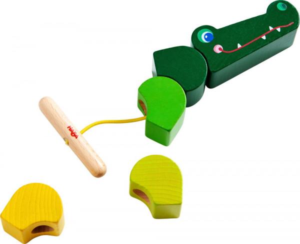 Kroko Fädelspiel Haba