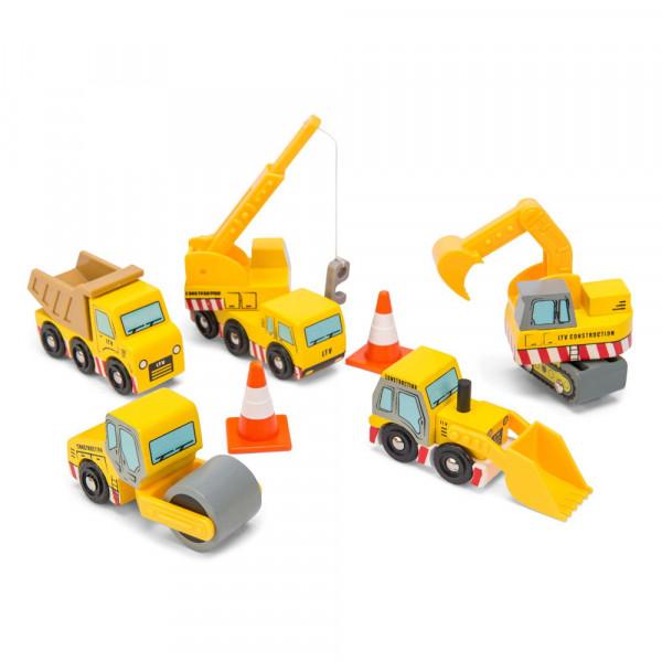 Bauwagen Set Le Toy Van
