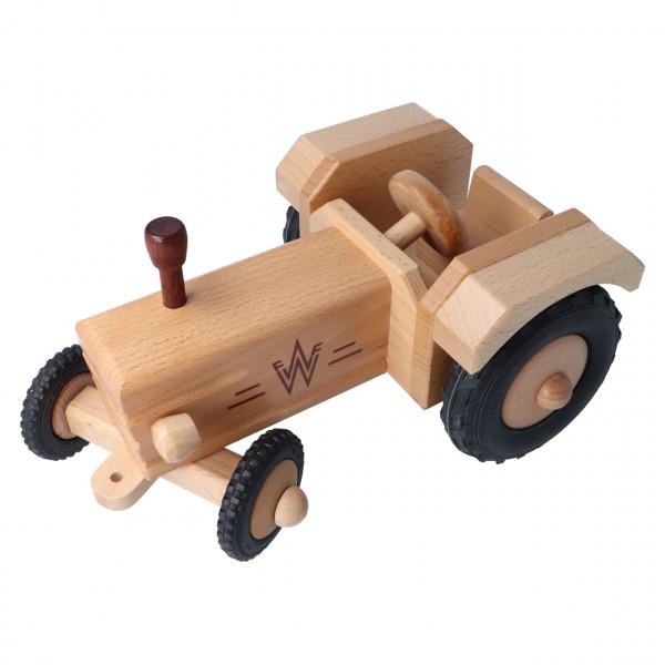 Holz Traktor Werdauer 2101